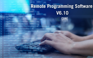 Core Products Remote Programming Software V6.10