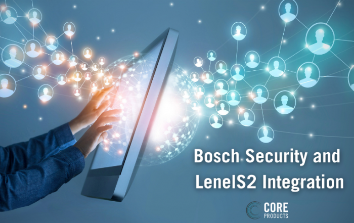 Bosch B Series LenelS2 OnGuard Integration