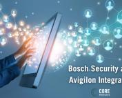 Avigilon ACM Access Control Integrates Bosch Alarm Panels