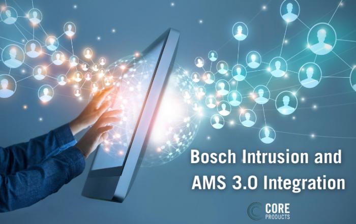 Bosch B Series Intrusion & AMS