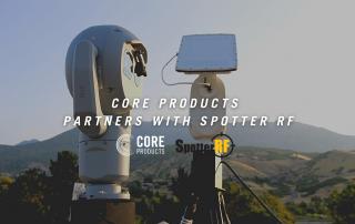 Bosch Mic Camera, SpotterRF radar